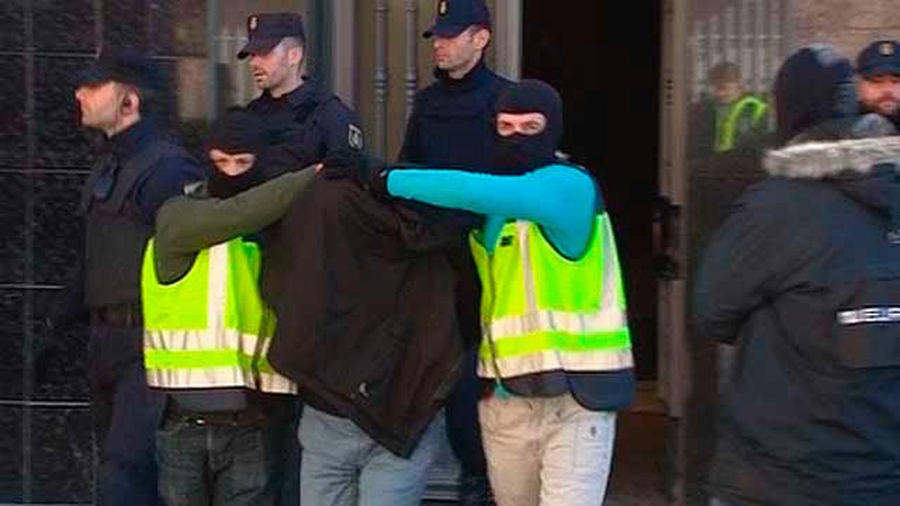 Detenidas cuatro personas por pertenecer al Dáesh, una de ellas en Parla