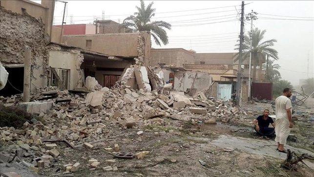 Al menos 21 civiles muertos por un bombardeo ruso en el noreste de Siria