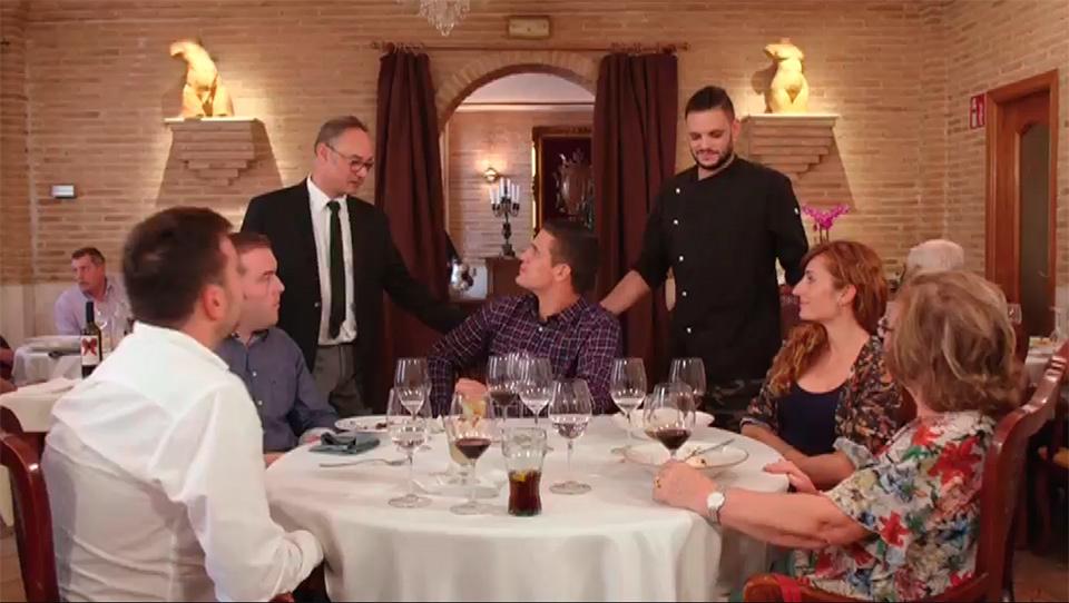 La cuenta por favor: El mejor restaurante de carne de Las Vegas de Madrid
