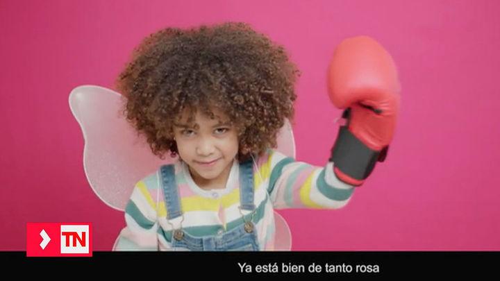 Carmena lanza la campana 'Libertad para jugar' contra los juguetes sexistas