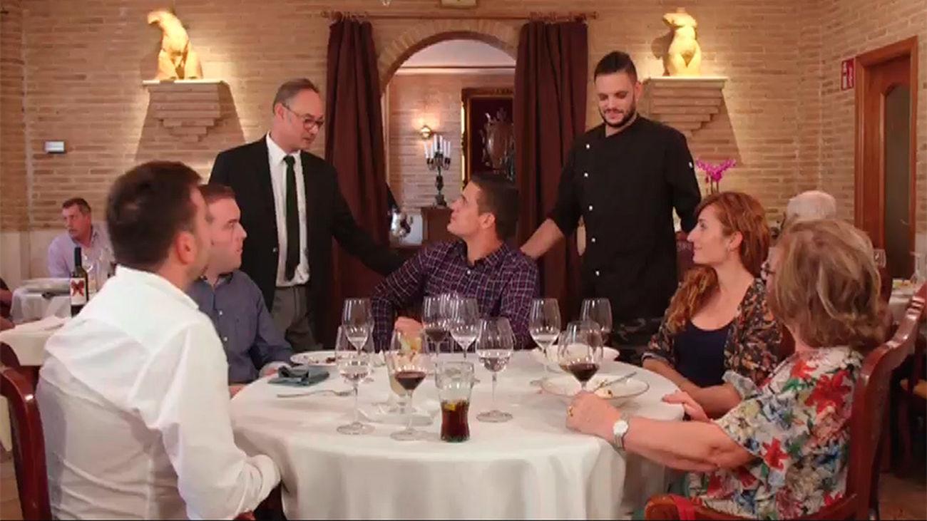 La cuenta, por favor: El mejor restaurante de carne de Las Vegas de Madrid