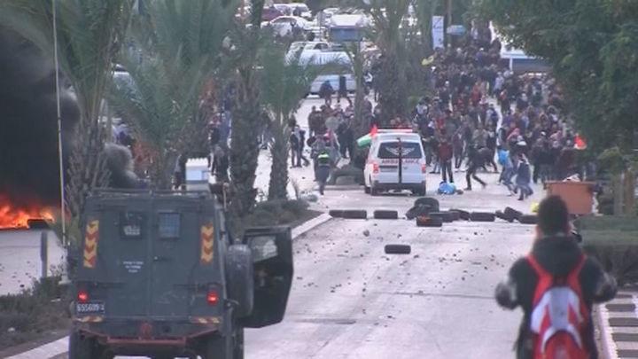 Hamás llama a los palestinos a empezar mañana una tercera Intifada
