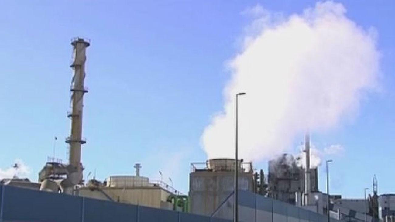 Vecinos de Huelva contra un polígono de industrias químicas