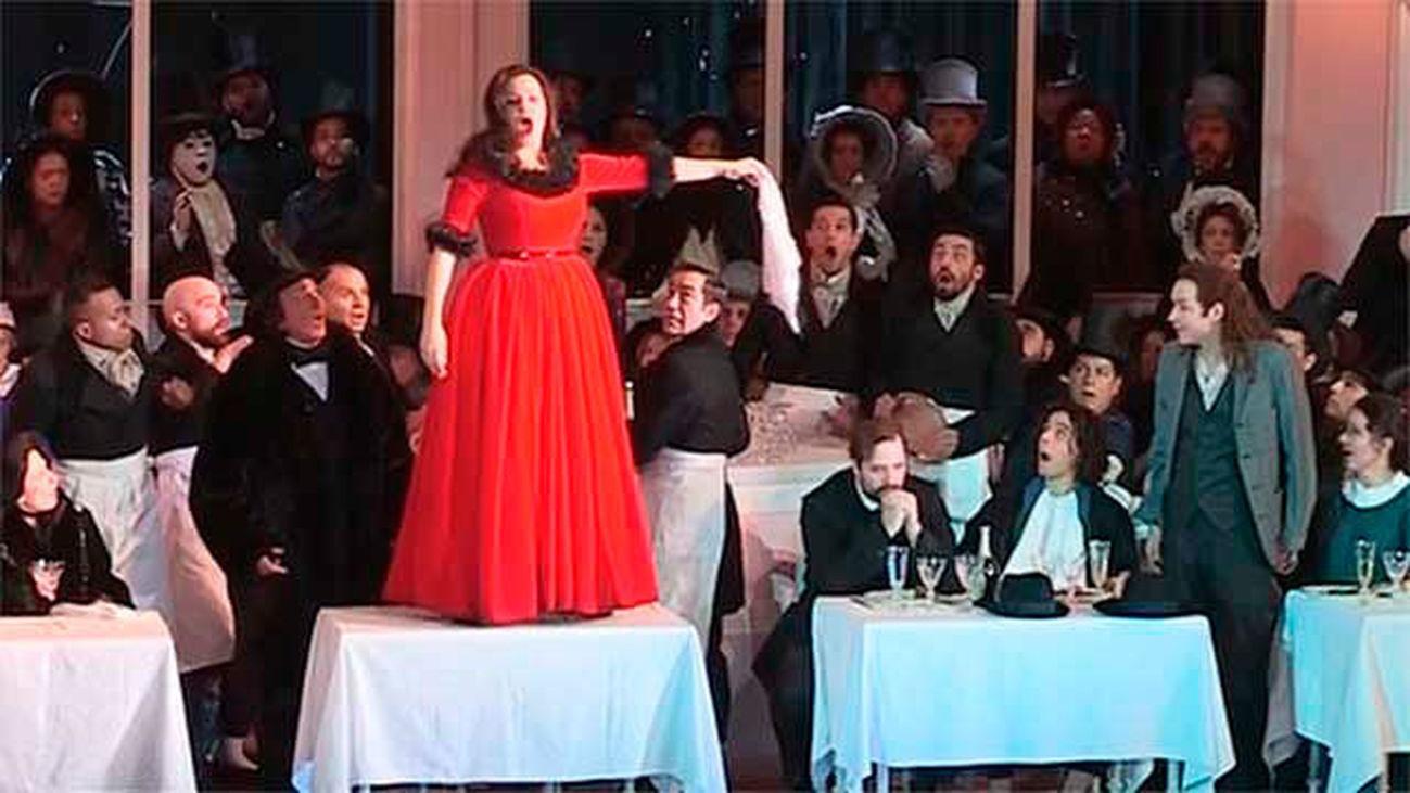 'La Bohème', de Puccini, pistoletazo de salida a la Navidad en el Teatro Real
