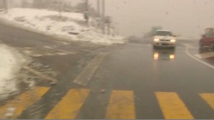 Alerta por Frío en Madrid por temperaturas bajo cero para este martes y miércoles