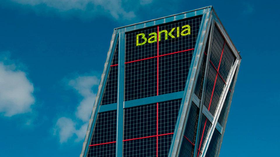 El Estado cierra la venta de un 7 % de Bankia por 818,3 millones de euros