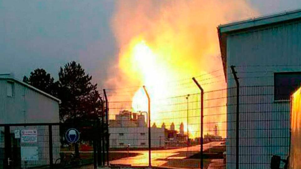 Al menos 60 heridos en una explosión de gas en una terminal en Austria