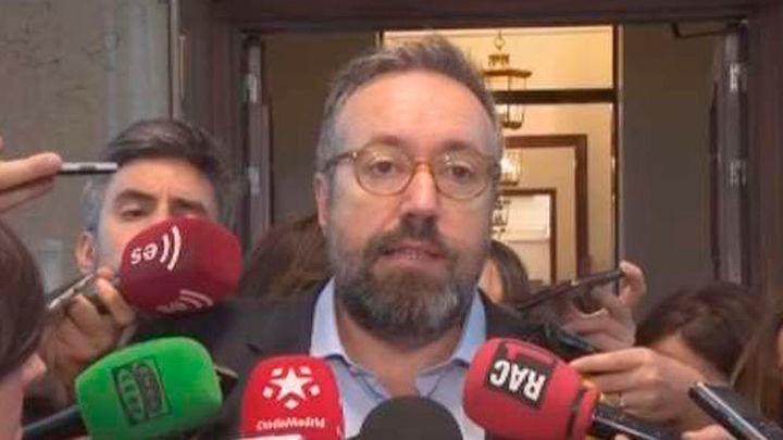 """Ciudadanos asegura que la agenda de Jové es """"como el bolso de Mary Poppins"""""""