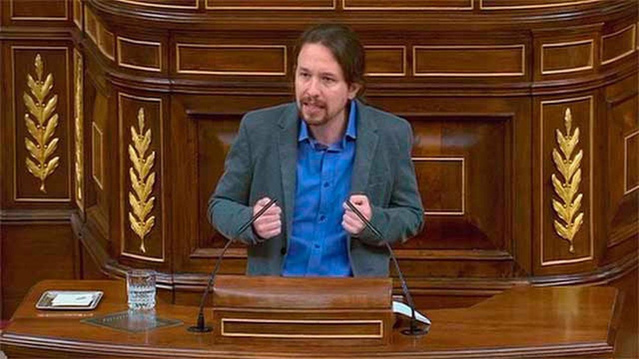 El Congreso apoya tramitar el cambio de la regla de gasto con la oposición del PP y Cs