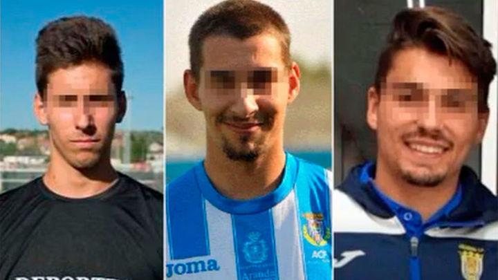 Detenidos tres jugadores del Arandina Club de Fútbol por abusos a una joven