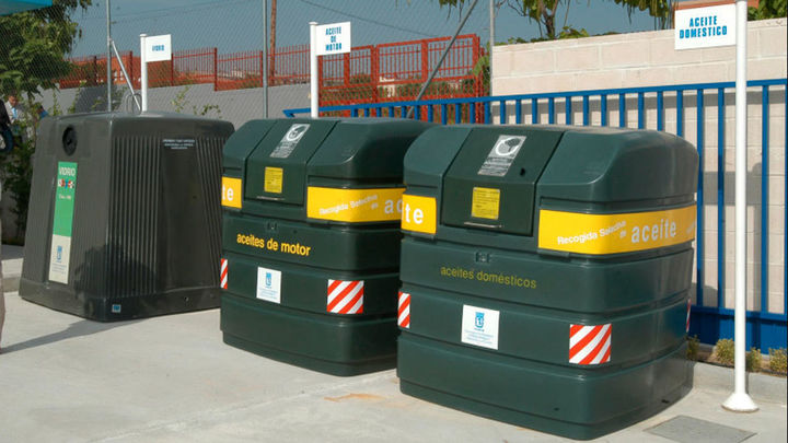 El Ayuntamiento incrementará los puntos limpios en Madrid