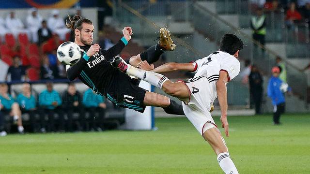 Bale ante el Al Jazira