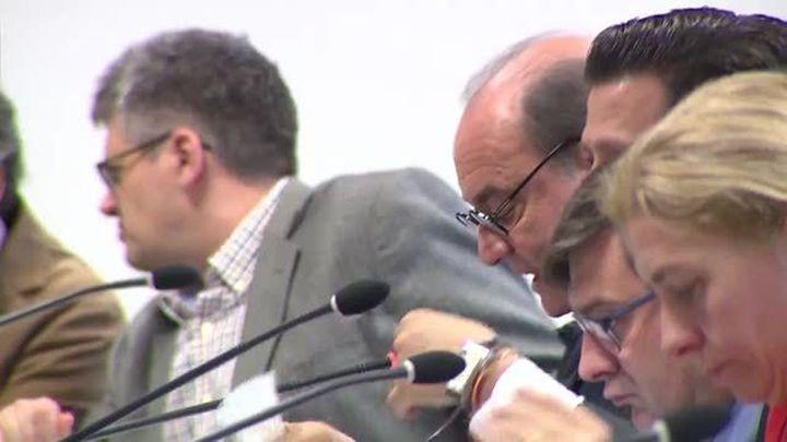 El PP critica las obras del Lago de la Casa de Campo