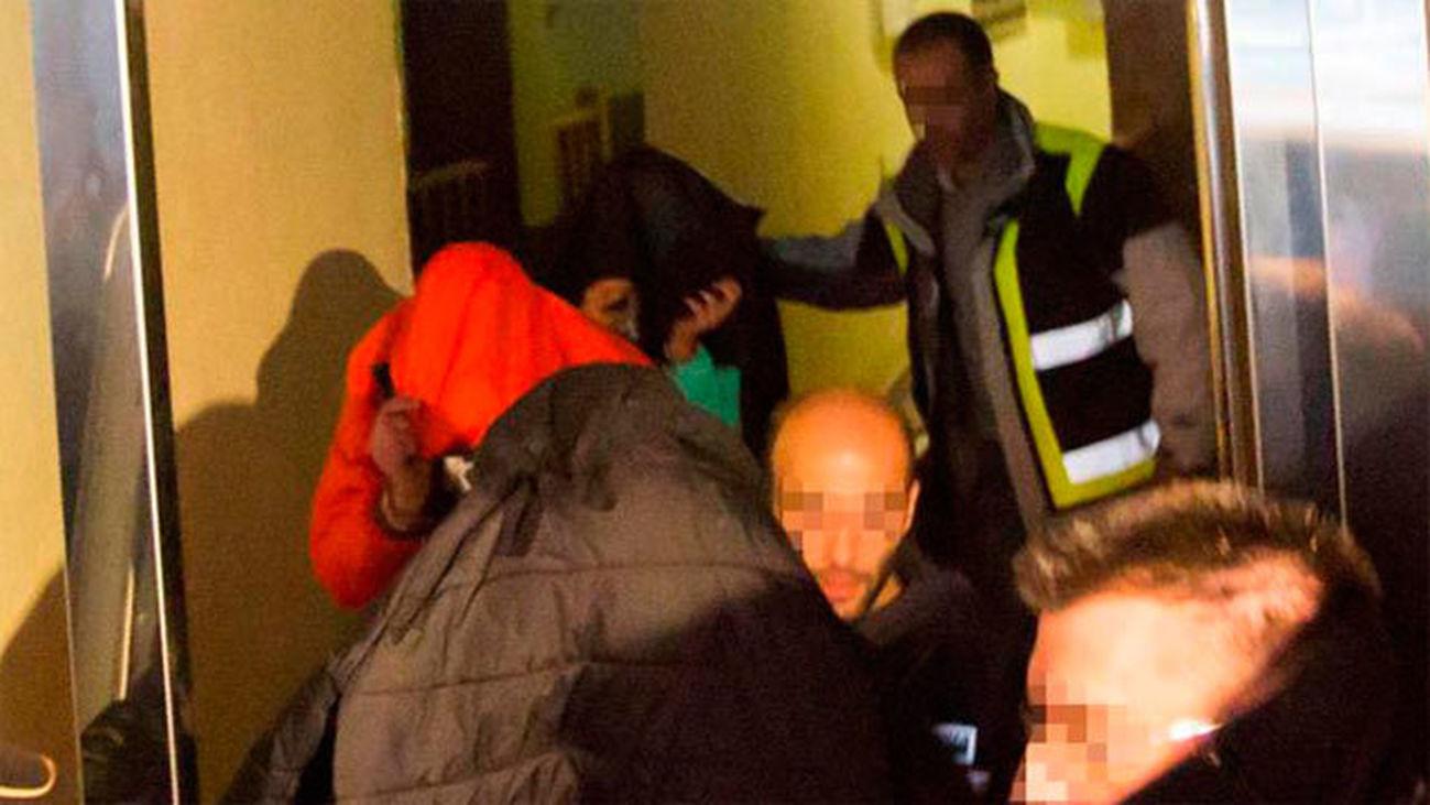 La menor de Aranda de Duero rechazó tener sexo con los futbolistas y ellos la agredieron