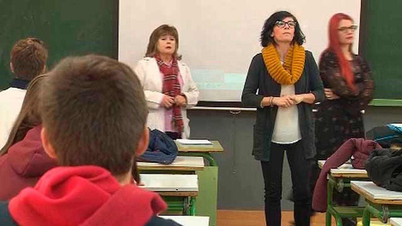 Una clase con multiprofesor
