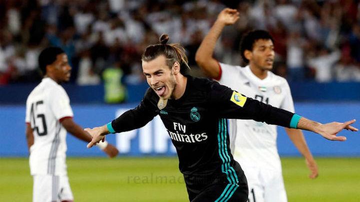 1-2. Bale mete al Real Madrid en la final del Mundialito