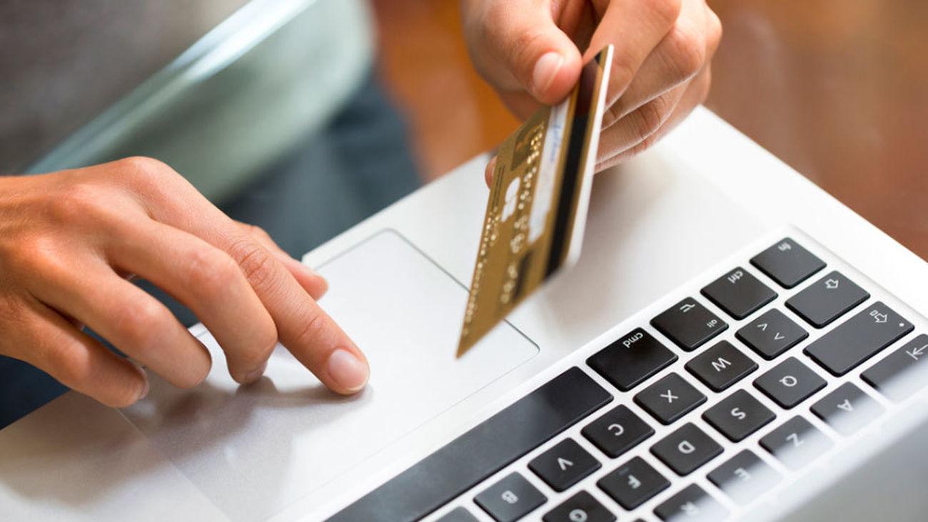 Los madrileños gastaron en compras online un 11% más que la media nacional