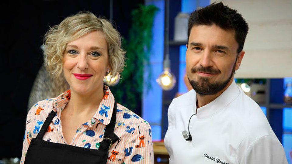 Aitana Muñoz y Daniel Yranzo presentan La Pera Limonera
