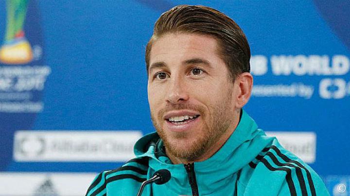 """Ramos: """"Ganar el Mundial de Clubes sería cerrar un año inolvidable"""""""