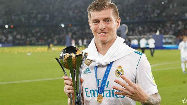 """Kroos: """"La clave del éxito está en el hambre para seguir ganando"""""""