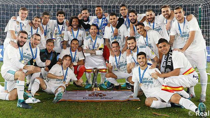 1-0. Cristiano pone el broche al mejor año de la historia del Real Madrid