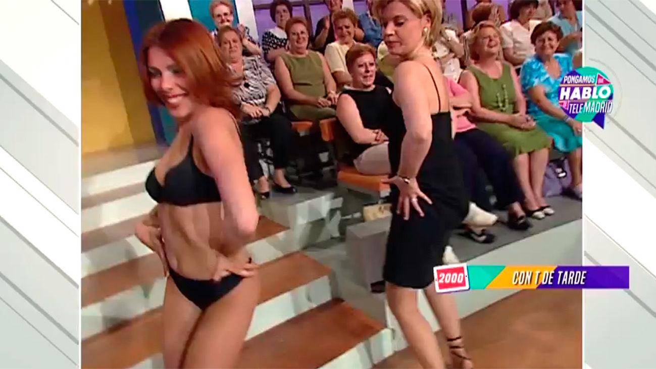 Los stripteases más vistos de Telemadrid