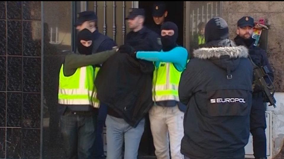Detenido un presunto yihadista en la localidad madrileña de Majadahonda