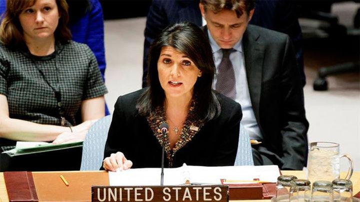 """EEUU ve un """"insulto"""" el voto sobre Jerusalén en ONU y dice que no lo olvidará"""