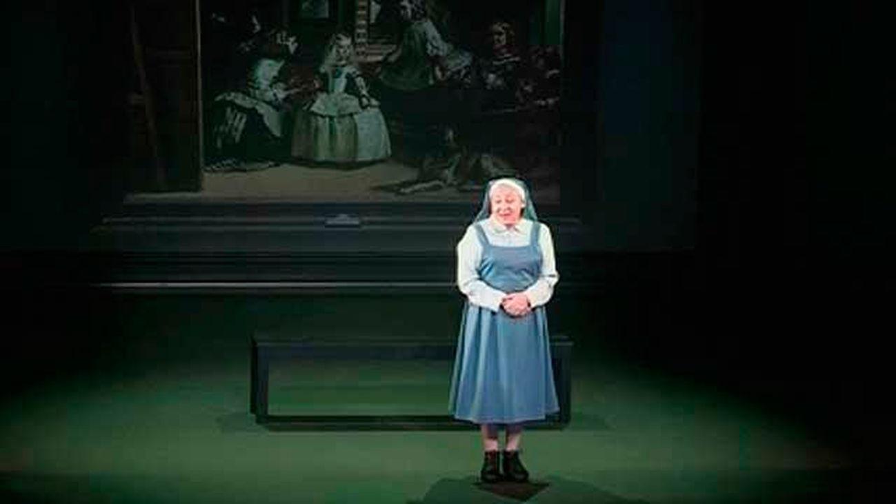 """¿Vender """"Las meninas""""? Carmen Machi lleva al teatro la encrucijada del arte"""