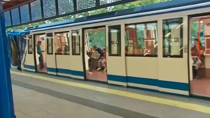 Los maquinistas de Metro comienzan este lunes paros hasta el viernes día 22