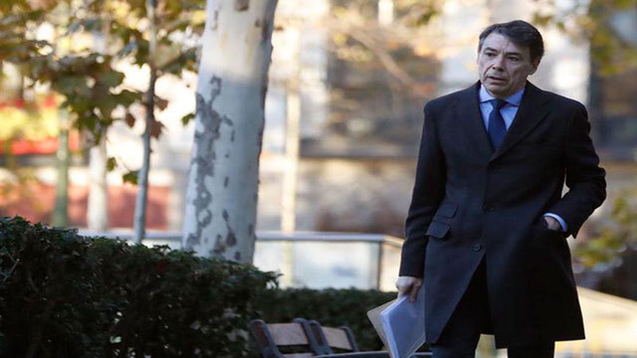 """González al juez: """"Lapuerta y Bárcenas controlaban las adjudicaciones públicas en Madrid"""""""