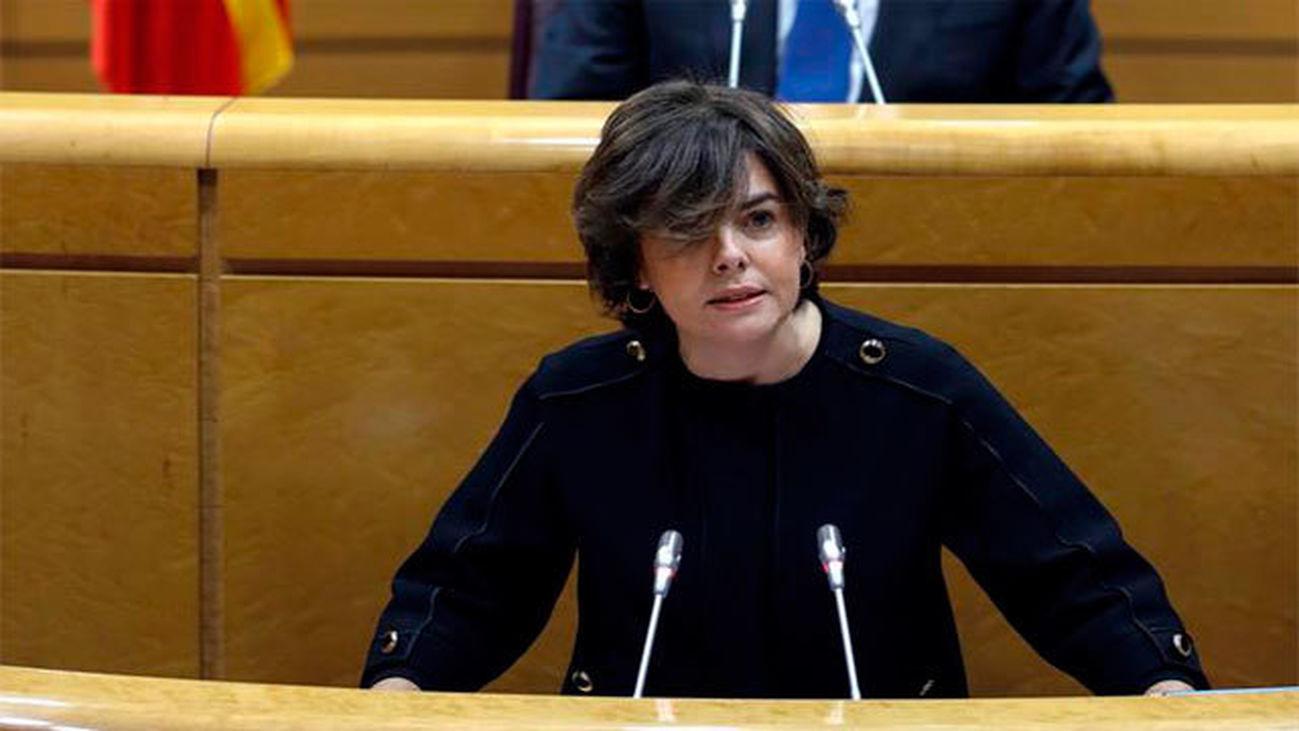 """Santamaría ve demostrado el valor del 155 ante el """"fake"""" del soberanismo"""