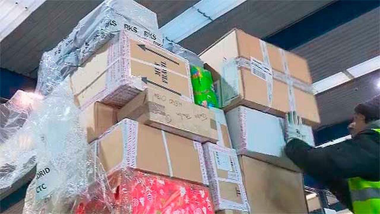 Iniciada la selección de 1.000 puestos de trabajo para un almacén de logístico en Marchamalo