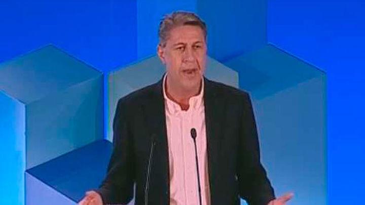 Albiol dejará el Parlament  para competir por la alcaldía de Badalona