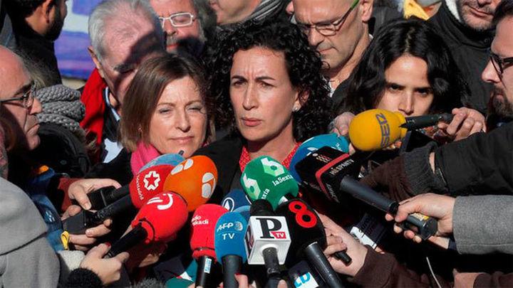 ERC hace campaña ante la prisión de Estremera para denunciar que Junqueras siga en prisión