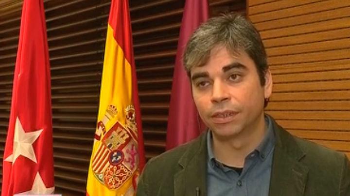 """García Castaño: """"No he estado nunca en un equipo tan unido, solidario y estable como éste"""""""