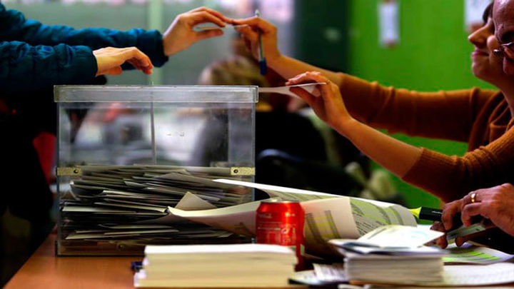 Elecciones en Cataluña: Mayoría absoluta de los independentistas
