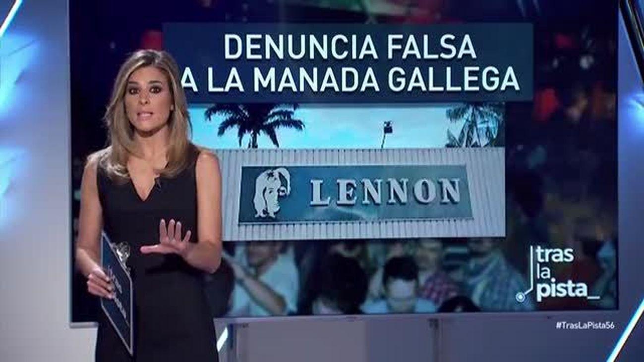 La denuncia falsa a la 'manada gallega'