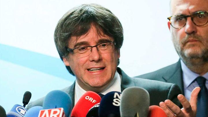 "Puigdemont dice que quiere volver a Cataluña ""lo antes posible"" para ser Presidente"