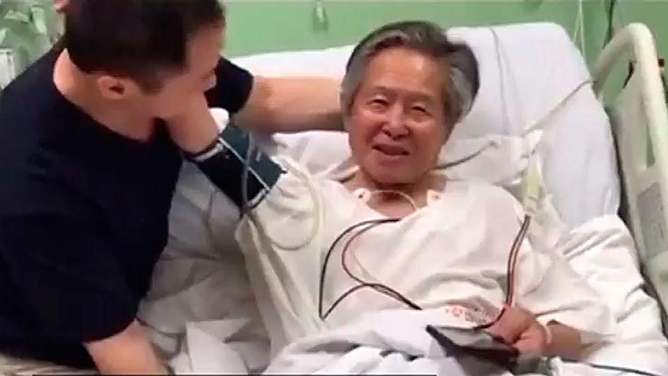 El presidente de Perú, Pedro Pablo Kuczynski, otorga indulto humanitario a Alberto Fujimori