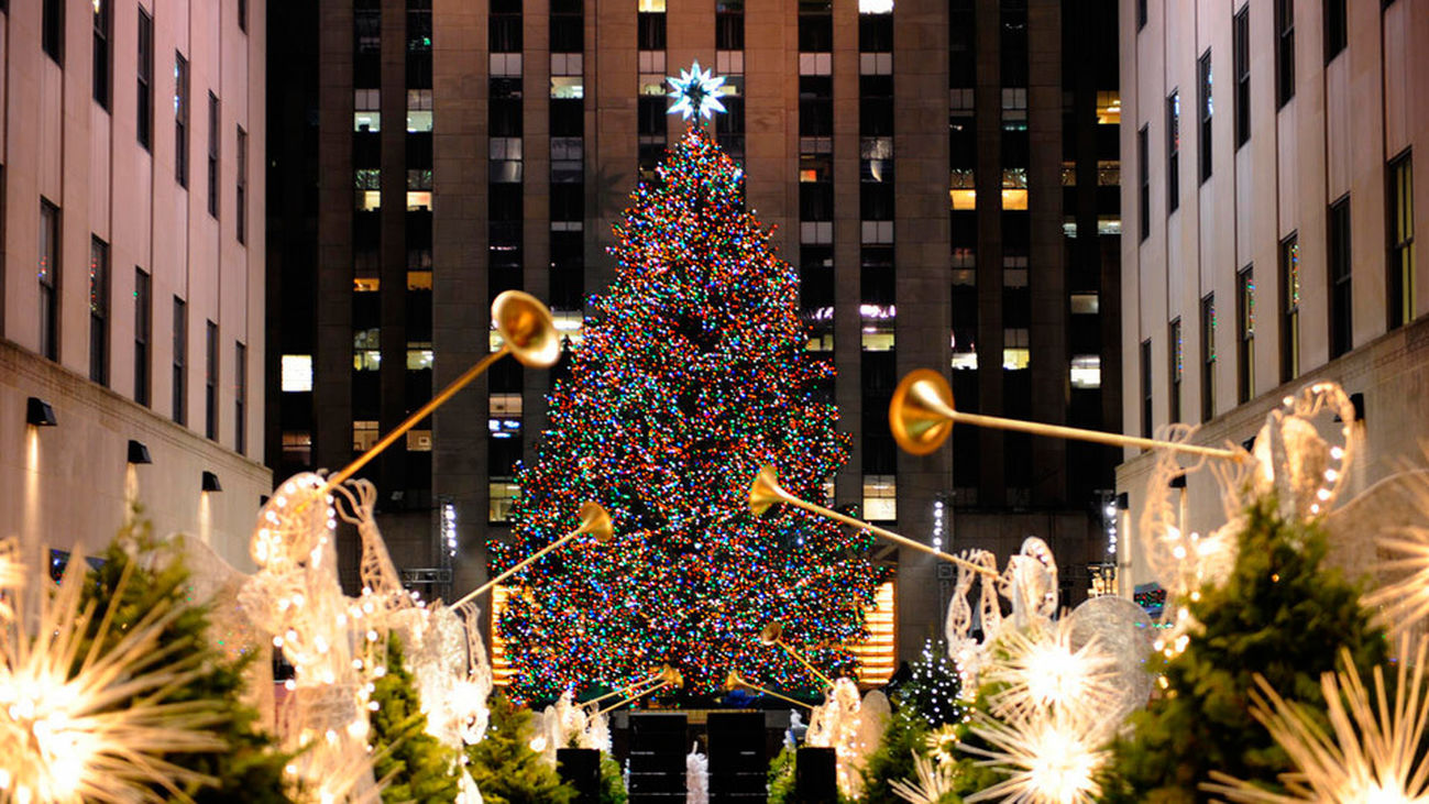 La Navidad en Nueva York, un escenario de película