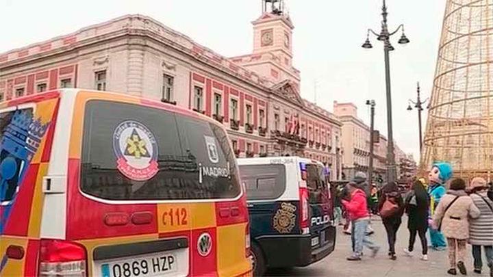 Cámaras y restricción de furgonetas para blindar Madrid en fin de año y Reyes