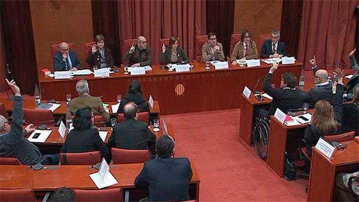 El Parlamento catalán recurrirá ante el Constitucional la aplicación del artículo 155