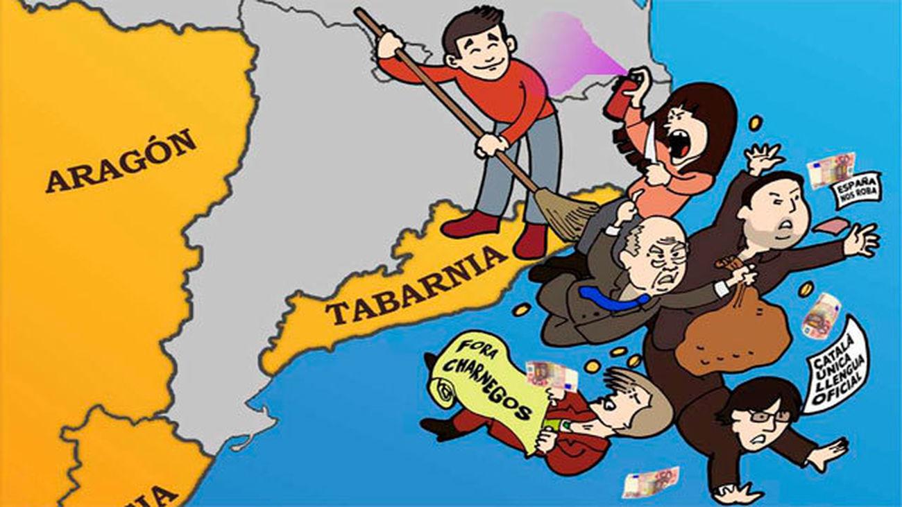 Tabarnia se presentará públicamente como la historia de un pueblo perseguido