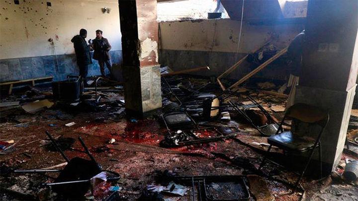 Al menos 41 muertos en un atentado suicida contra la minoría chií en Kabul