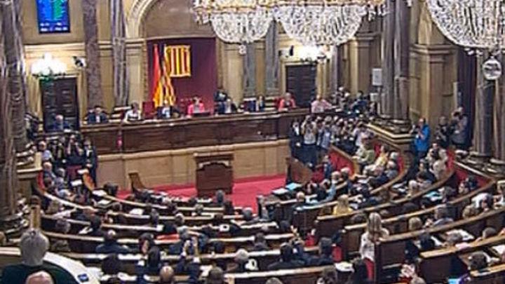 Ciudadanos optará a presidir la Mesa del Parlament