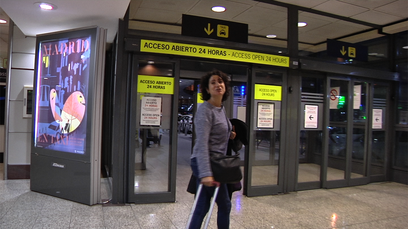 """""""Aún no he pasado por un aeropuerto que supere a Barajas"""""""