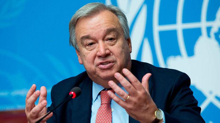 Guterres, bendecido por las potencias para seguir al frente de la ONU
