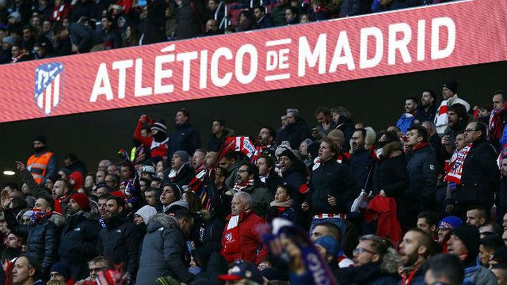 El Atlético ganó 21.357 nuevos socios en el año 2017