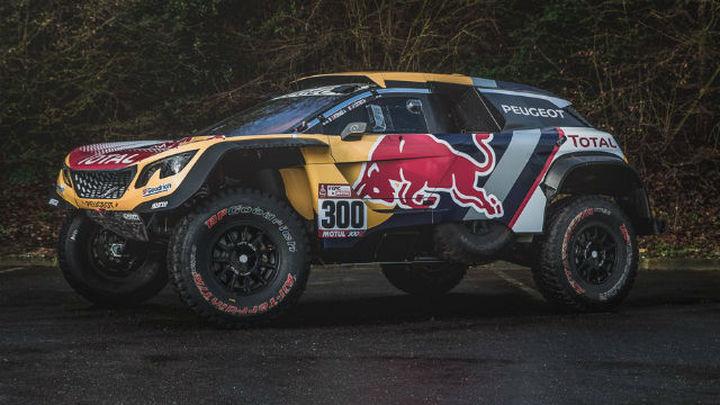 """Carlos Sainz quiere que """"sea un éxito"""" su último Dakar con Peugeot"""